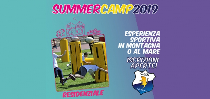 Cus Torino MZ9 Rugby Camp