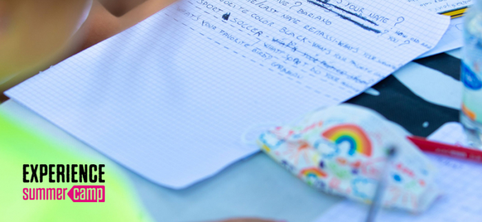 Experience Summer Camp Inglese & Sport al Mare