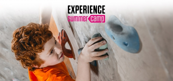 Experience Summer Camp Arrampicata