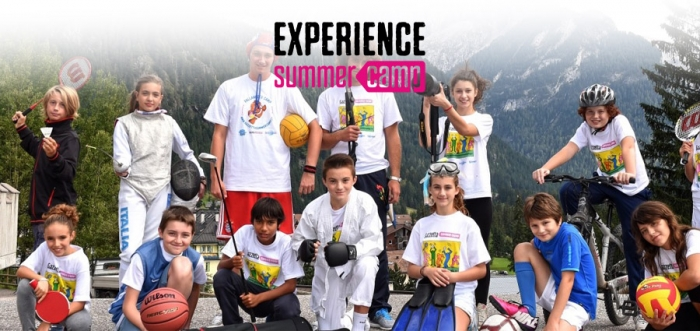 Experience Summer Camp Multisport in Montagna